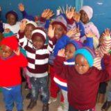 Warm Happy Children