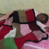 Sleep Time Under a Lovely Warm Blanket