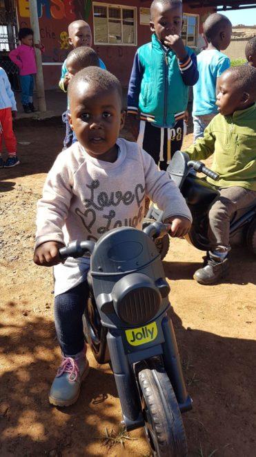 We love the new Motor Bikes