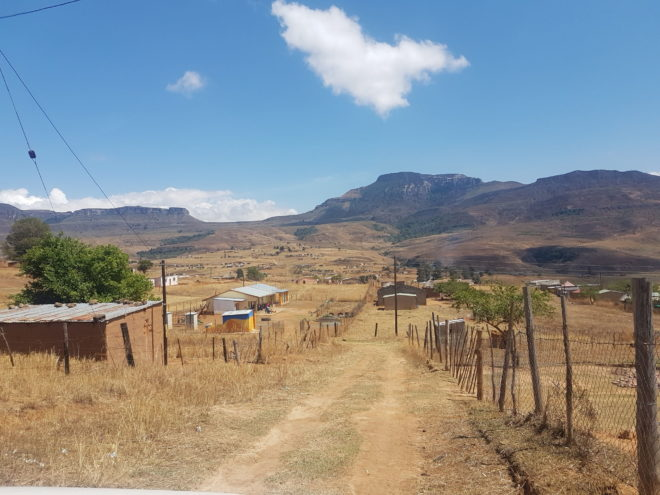 The Rural areas where our Pre-schools are situated