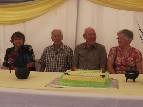 Special Guests from Retford Rotary Club