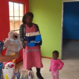 Porridge & toy Delivery to a new school – Bonokuhle